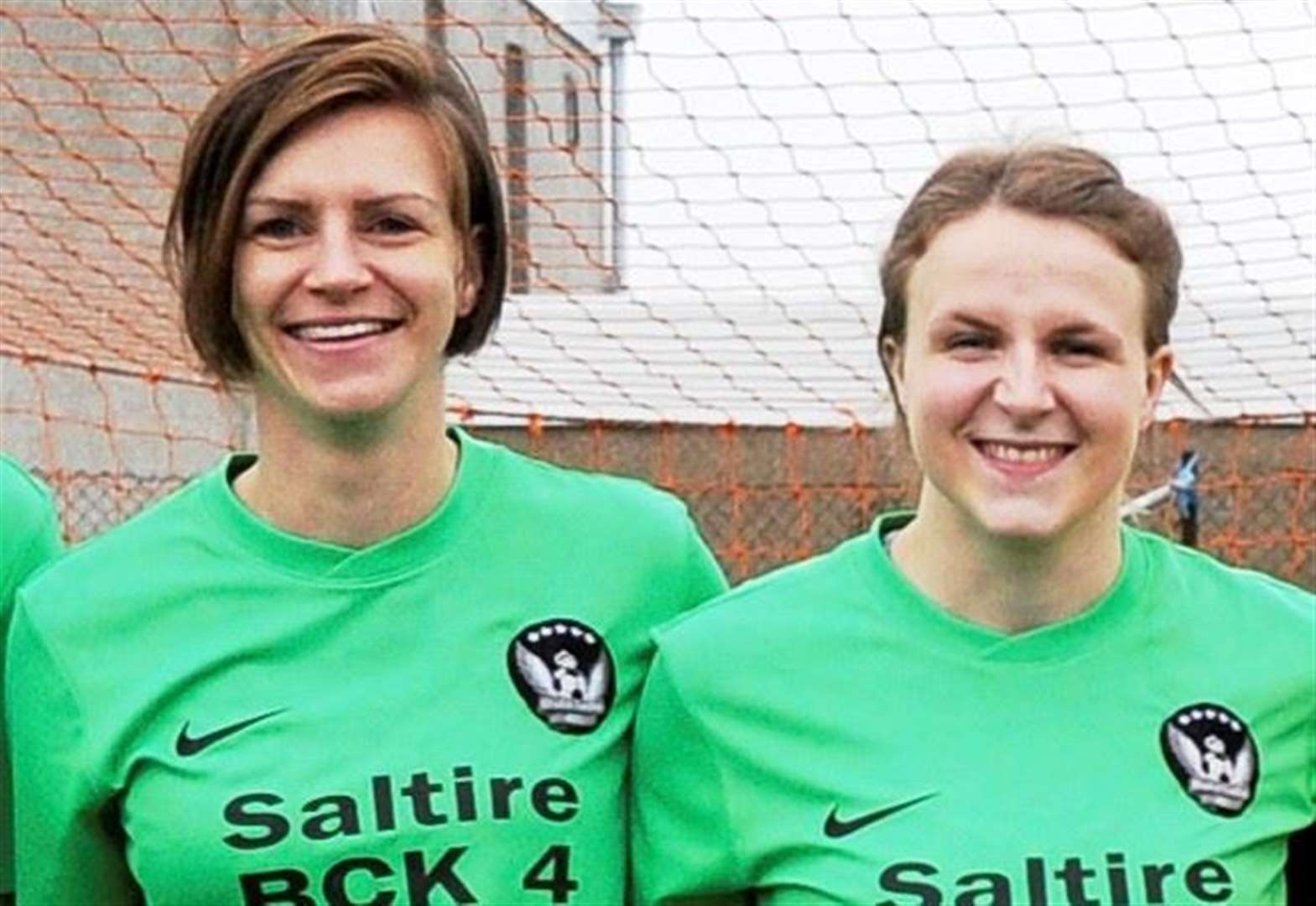 Buckie Ladies take fight to champs Clach