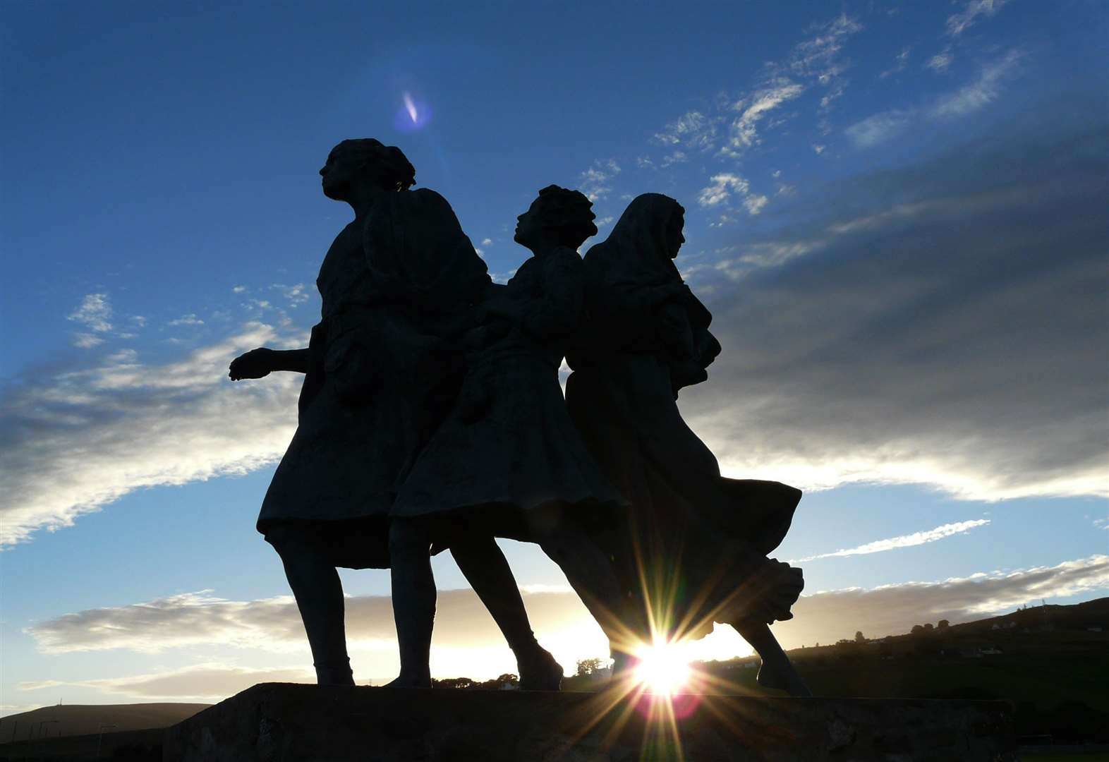 Top 5 stunning sculptures in the Highlands and Moray