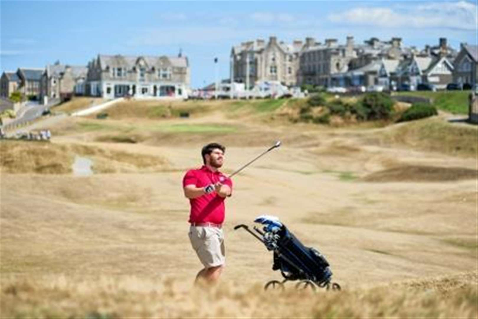 Race is on for Moray golf crown