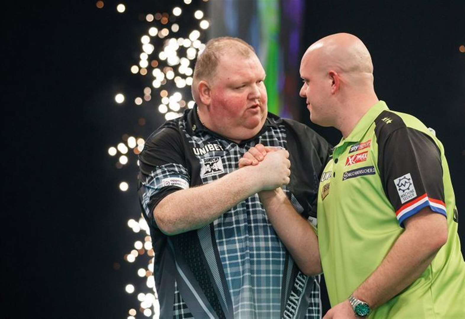 Huntly hero halts mighty MVG machine