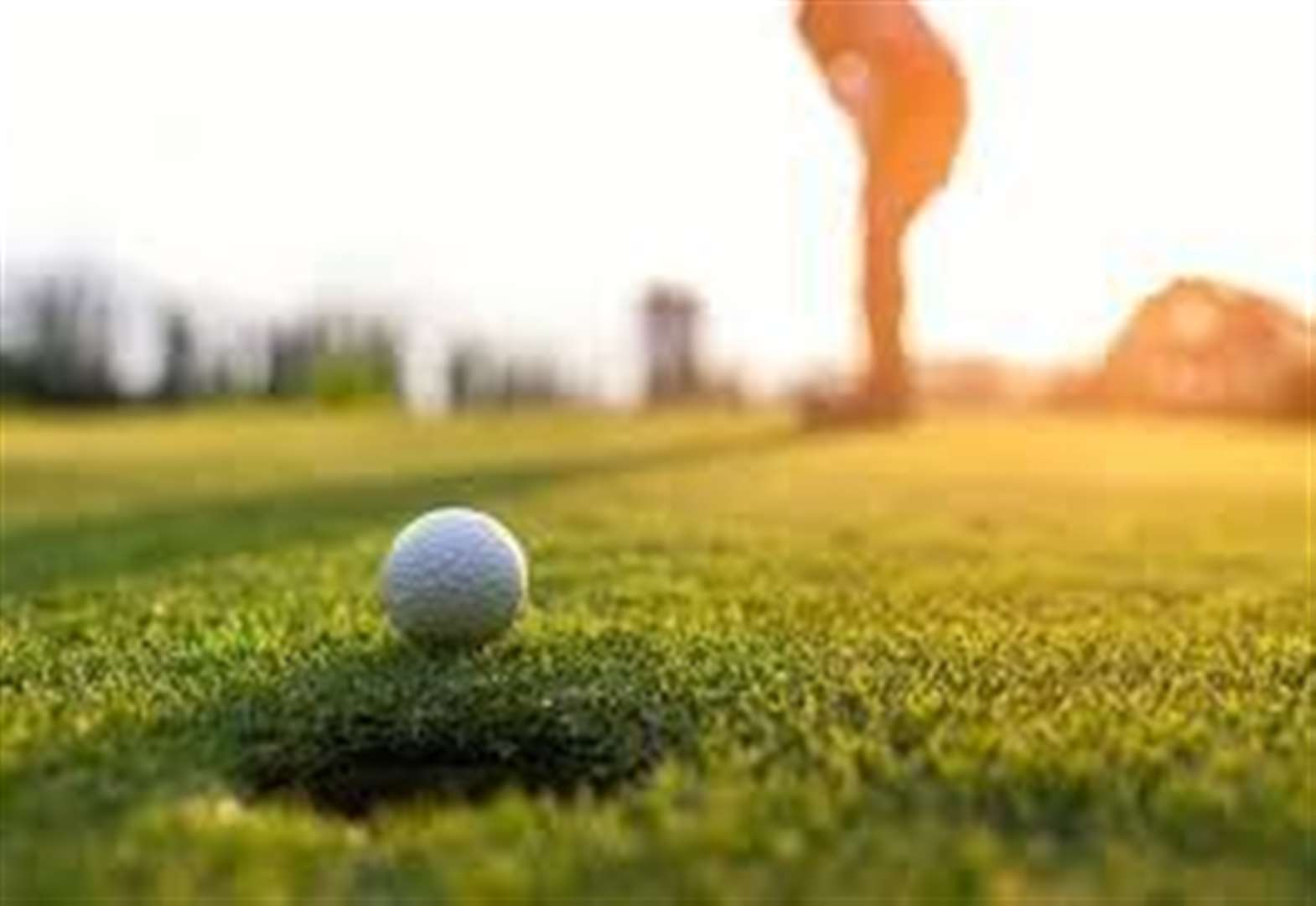 Hole-in-one at Moray Golf Club's new course