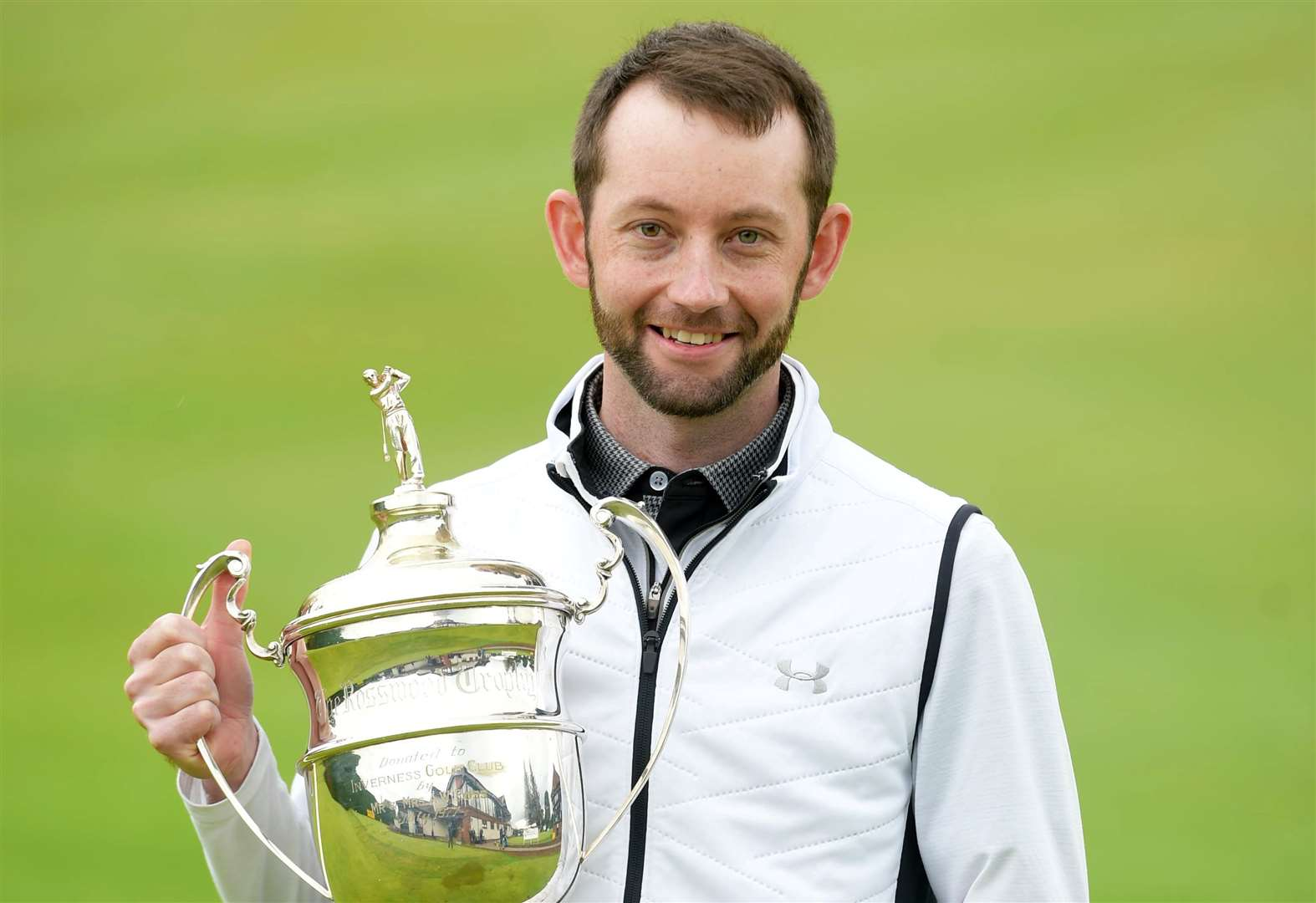 Moray golfer claims Inverness open title