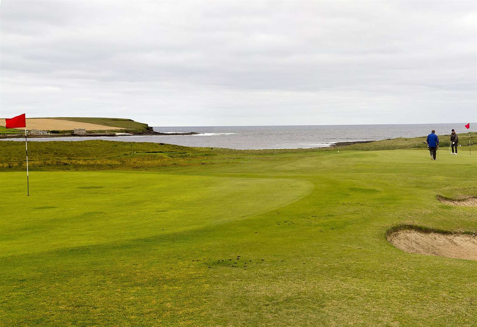 Clubhouse scores from Moray golf courses