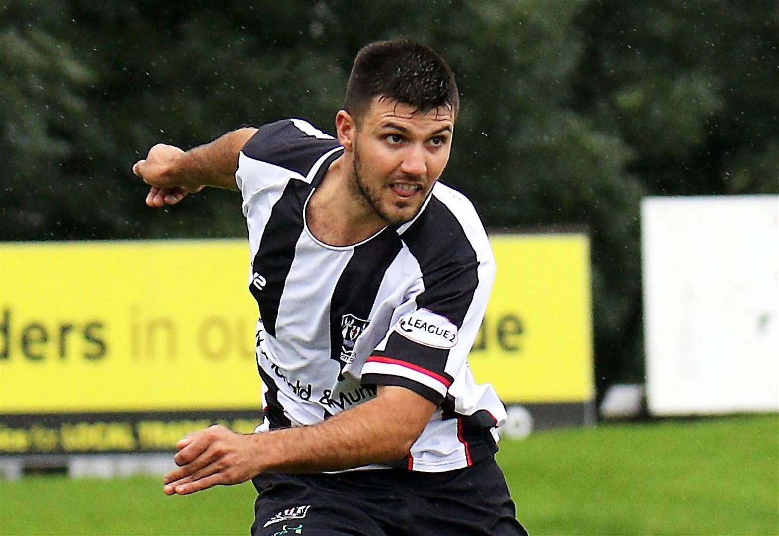 Season could be all over says Elgin City defender Matthew Cooper
