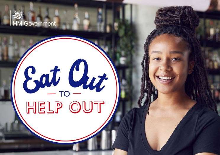Eat Out to Help Out.