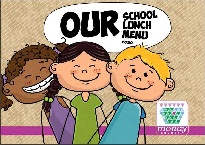 Hot meals are back on the menu at Moray schools. Picture: Moray Council