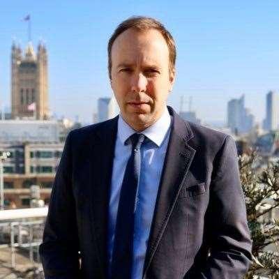 More than 7,000 NHS staff now tested for coronavirus, says Matt Hancock