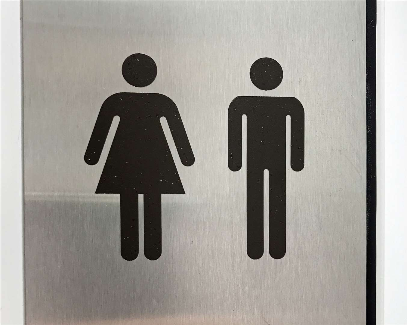 Signage for toilets (Martin Keene/PA)