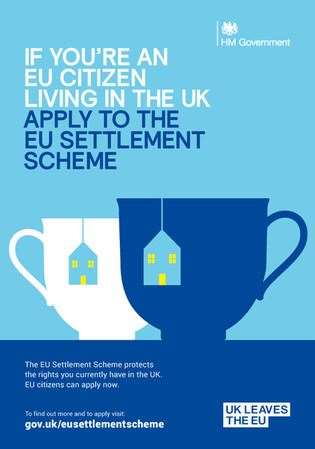 An information event for the EU settlement scheme will take plac eat Elgin Library on February 15, from 11am to 3.30pm.