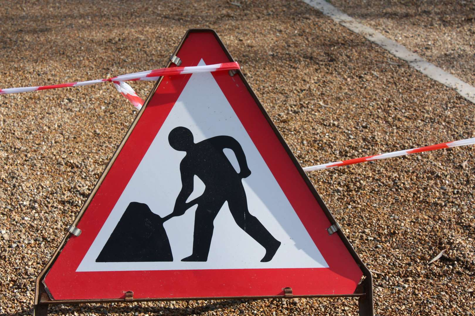 Roadworks are due to start on Monday.